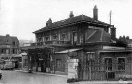62 - BOULOGNE SUR MER - La Gare - Cim 25 - Boulogne Sur Mer