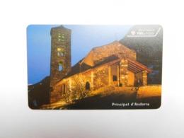 Télécarte Andorre , Principat D'Andorra - Andorra