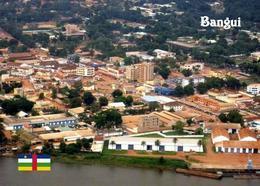 Central African Replublic Bangui Aerial View New Postcard Zentralafrikanische Republik AK - Centraal-Afrikaanse Republiek