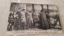 VILLERS COTTERETS  ÉQUIPAGE MENIER - Villers Cotterets