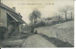Ferme De CHAMPLAN - France