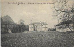 Kortenberg - Cortenberg - Everberg  *  Chateau Du Comte Jean De Mérode - Kortenberg