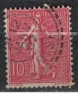 FRANCE            N°  YVERT    129   ( 15 )         OBLITERE       ( SD ) - 1903-60 Sower - Ligned