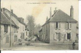 Lubersac- La Gendarmerie - Autres Communes