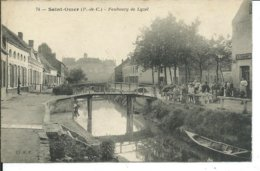 Saint-Omer-Faubourg De Lyzel - Saint Omer
