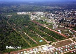 Belize Belmopan Aerial View New Postcard - Belice