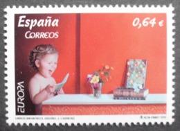 Spanien    Kinderbücher  Cept    Europa  2010  ** - Europa-CEPT