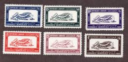 Grand Liban N°122/27 N** LUXE Cote 152 Euros !!!RARE - Grand Liban (1924-1945)