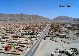 Afghanistan Kandahar Aerial View New Postcard - Afghanistan