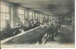 Calais-Institut Industriel Calaisien -34, Rue Du Cosmorama-salle D'Etudes - Calais