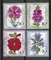 Germany/Bund Mi. Nr.: 818 - 21 Vollstempel (brv74er) - BRD