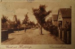 Haarlemmermeer - Hoofddorp // Concourslaan - Molen 19?? Iets Sleets - Pays-Bas