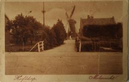 Haarlemmermeer - Hoofddorp // Molenzicht  - Molen 19?? Iets Sleets - Pays-Bas