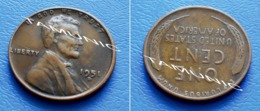 UNITED STATES USA 1 Cent ONE CENT 1951 D - LINCOLN - 1909-1958: Lincoln, Wheat Ears Reverse