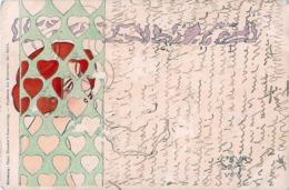 Cpa Coeur Dame. Theo Stroefer's Kunstverlag - Postkarte Der Modernen Nr. 5523. Non Signée De Raphael Kirchner - Künstlerkarten
