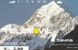 Peru - Telemovil - Mountain - 5 S/. - Pérou