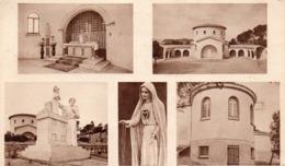 83 LA SEYNE SUR MER MONASTERE DES BENEDICTINES CAMALDULES SANCTUAIRE ET IMMACULE DE MARIE EN COURS D' ERECTION - La Seyne-sur-Mer