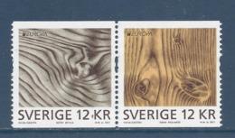 Suède - Europa - Yt N° 2797 Et 2798 - Neuf Sans Charnière - 2011 - Suède