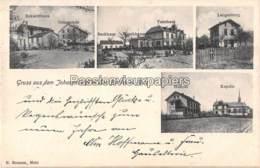 METZ  1906 JOHANNESSTIFT (MAISON Des PETITES SOEURS Des PAUVRES ?)  LES BORDES - Metz