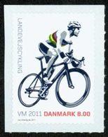DANEMARK Champ.Monde Cyclisme/Route 1v Neuf ** MNH - Neufs