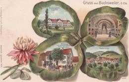 BOUXWILLER  BUCHSWEILER GRUSS - Bouxwiller