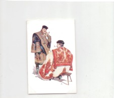 Seltene ALTE  AK  UNGARN  - Bauern In Nationaltracht - 1920 Ca. Gedruckt - Ungheria