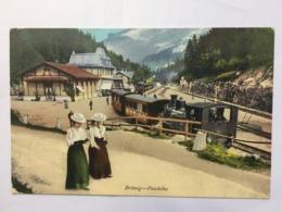 SWITZERLAND - Brunig - Passhohe - 1909 - Gabler 1159 - BE Berne