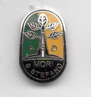 AD Mori San Stefano Trento Calcio Distintivi FootBall Soccer Pin Spilla Italy - Calcio
