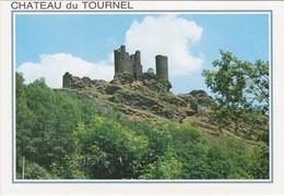 LOZERE Chateau Du Tournel - Francia
