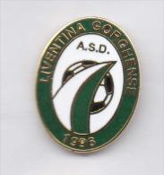 Liventina Gorghense ASD Distintivi Pins FootBall Soccer Spilla Motta Di Livenza Treviso - Calcio