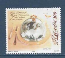 Suisse - Europa - Yt N° 1848 - Neuf Sans Charnière - 2005 - Switzerland