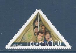 Suisse - Europa - Yt N° 1937 - Neuf Sans Charnière - 2007 - Suisse