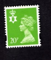 842782891 1996 SCOTT NIMH58 POSTFRIS MINT NEVER HINGED EINWANDFREI (XX)  QUEEN ELIZABETH II - Regionalmarken