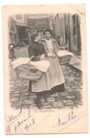 Paris - Kunzli - Les Blanchisseuses - CPA° - Petits Métiers à Paris