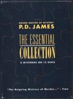 DVD Series P.D. James The Essential Collection (Adam Dalgliesh) - DVD