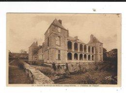 79 Saint St Martin Les Melle Chateau De Chaillé  Artaud Neuve Sépia TBE - France