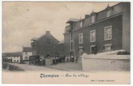 Namur - Champion - Rue Du Village - Ed. Deneffe - Belle Animation - Namur