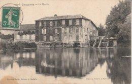 10 - CHALETTE - Le Moulin - Francia