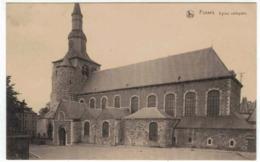 Fosses - Eglise Collégiale  - Ed. Nels - Fosses-la-Ville