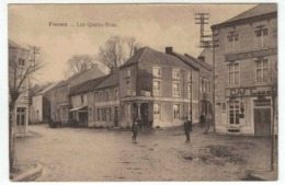 """Fosses - Les Quatre Bras  - Manufacture De Cycles - Café""""s"""" - Belle Carte - Fosses-la-Ville"""
