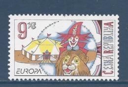 République Tchèque - Europa - Yt N° 301 - Neuf Sans Charnière - 2002 - Repubblica Ceca