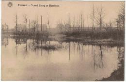 Fosses - Quatre Etang De Bambois - Ed. Hermans - Fosses-la-Ville