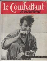 Revue - COMBATTANT D' INDOCHINE - N°29 De 1954 - Guerre D' INDOCHINE De 1946 à 1954 - 50 Pages - 24 Photos - Revues & Journaux
