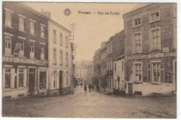 Fosses - Rue Du Postil - Ed. Hermans - Magasin Lenoir Delaire + Cie Des Denrées Coloniales - Fosses-la-Ville
