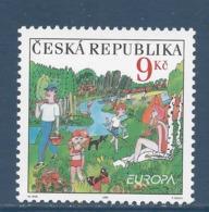 République Tchèque - Europa - Yt N° 366 - Neuf Sans Charnière - 2004 - Repubblica Ceca
