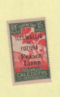 Wallis Et Futuna Taxe N° 28 Neuf * - Portomarken