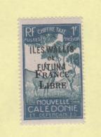 Wallis Et Futuna Taxe N° 34 Neuf * - Portomarken