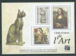 FRANCE 1999 . Bloc Feuillet N° 23 . Neuf ** (MNH) - Blocs & Feuillets