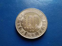 Banque Des Etats De L'Afrique Centrale   --  Gabon  --   100  Francs   1975   -- SPL -- - Gabón