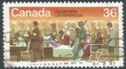 Canada. 1987 National Volunteer Week. 36c Used. SG 1238 - Used Stamps